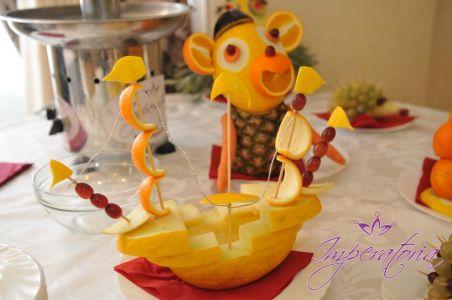 Barca-fructe