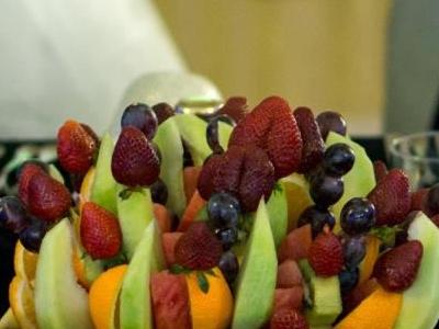 buchet fructe